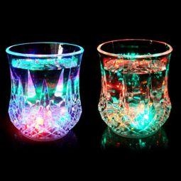 Verre Pour Whisky à LED Colorée