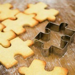 Moule à Biscuit Puzzle